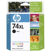 Hewlett Packard HP CB336WN ( HP 74XL ) InkJet Cartridge