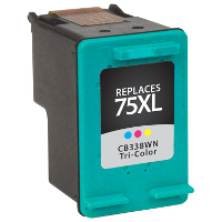 Hewlett Packard HP CB338WN / HP 75XL Replacement InkJet Cartridge
