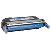 Service Shield Brother CB401A Cyan Replacement Laser Toner Cartridge by Clover Technologies