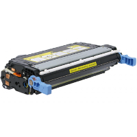 Service Shield Brother CB402A Yellow Replacement Laser Toner Cartridge by Clover Technologies