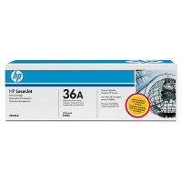Hewlett Packard HP CB436A ( HP 36A ) Laser Toner Cartridge