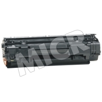Hewlett Packard HP CB436A ( HP 36A ) Compatible MICR Laser Toner Cartridge