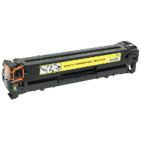 Service Shield Brother CB542A Yellow Replacement Laser Toner Cartridge by Clover Technologies