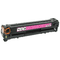 Service Shield Brother CB543A Magenta Replacement Laser Toner Cartridge by Clover Technologies