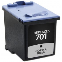 Hewlett Packard HP CC635A / HP 701 Replacement InkJet Cartridge