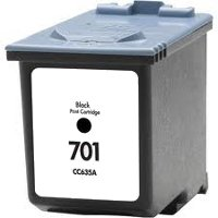 Hewlett Packard HP CC635A ( HP 701 ) Remanufactured InkJet Cartridge