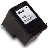 Hewlett Packard HP CC641WN ( HP 60XL Black ) Remanufactured InkJet Cartridge
