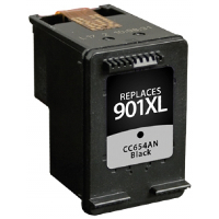 Hewlett Packard HP CC654AN / HP 901XL Replacement InkJet Cartridge