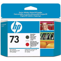 Hewlett Packard HP CD949A ( HP 73 Red/Matte Black Printhead  ) InkJet Printhead