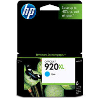 Hewlett Packard HP CD972AN ( HP 920XL Cyan ) InkJet Cartridge