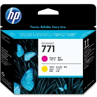 Hewlett Packard HP CE018A ( HP 771 Magenta/Yellow ) InkJet Printhead