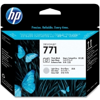 Hewlett Packard HP CE020A ( HP 771 Photo Black/Light Gray ) InkJet Printhead