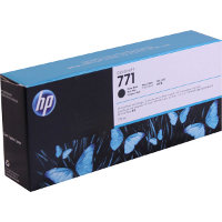 Hewlett Packard HP CE037A ( HP 771 Matte Black ) InkJet Cartridge