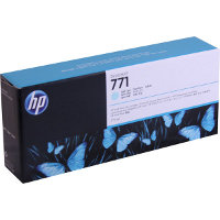 Hewlett Packard HP CE042A ( HP 771 Light Cyan ) InkJet Cartridge