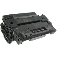 Hewlett Packard HP CE255A / HP 55A Replacement Laser Toner Cartridge