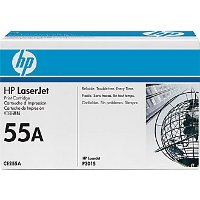 Hewlett Packard HP CE255A ( HP 55A ) Laser Toner Cartridge