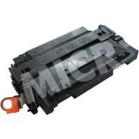 Hewlett Packard HP CE255A ( HP 55A ) Remanufactured MICR Laser Toner Cartridge