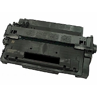 Hewlett Packard HP CE255X ( HP 55X ) Compatible Laser Toner Cartridge