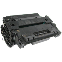 Hewlett Packard HP CE255X / HP 55X Replacement Laser Toner Cartridge