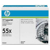 Hewlett Packard HP CE255X ( HP 55X ) Laser Toner Cartridge