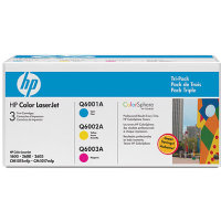 Hewlett Packard HP CE257A Laser Toner Cartridge Value Pack