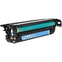 Hewlett Packard HP CE261A ( HP 648A cyan ) Replacement Laser Toner Cartridge