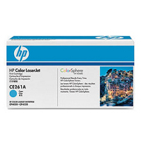 Hewlett Packard HP CE261A ( HP 648A cyan ) Laser Toner Cartridge