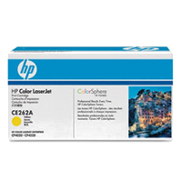 Hewlett Packard HP CE262A ( HP 648A yellow ) Laser Toner Cartridge