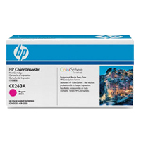 Hewlett Packard HP CE263A ( HP 648A magenta ) Laser Toner Cartridge
