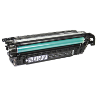 Hewlett Packard HP CE264X / HP 646X Black Replacement Laser Toner Cartridge