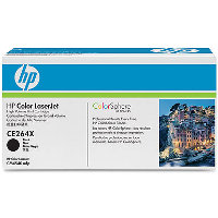 Hewlett Packard HP CE264X ( HP 646X Black ) Laser Toner Cartridge