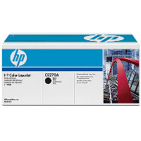 Hewlett Packard HP CE270A ( HP 650A Black ) Laser Toner Cartridge