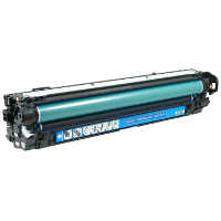 Service Shield Brother CE271A Cyan Replacement Laser Toner Cartridge by Clover Technologies