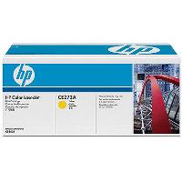 Hewlett Packard HP CE272A ( HP 650A Yellow ) Laser Toner Cartridge