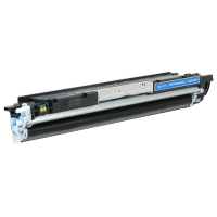Service Shield Brother CE311A Cyan Replacement Laser Toner Cartridge by Clover Technologies