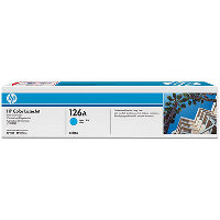 Hewlett Packard HP CE311A ( HP 126A Cyan ) Laser Toner Cartridge