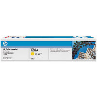 Hewlett Packard HP CE312A ( HP 126A Yellow ) Laser Toner Cartridge