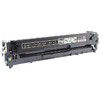 Service Shield Brother CE320A Black Replacement Laser Toner Cartridge by Clover Technologies