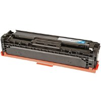 Compatible HP HP 128A Cyan ( CE321A ) Cyan Laser Toner Cartridge