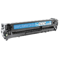 Service Shield Brother CE321A Cyan Replacement Laser Toner Cartridge by Clover Technologies