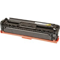 Compatible HP HP 128A Yellow ( CE322A ) Yellow Laser Toner Cartridge