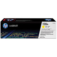 Hewlett Packard HP CE322A ( HP 128A Yellow ) Laser Toner Cartridge