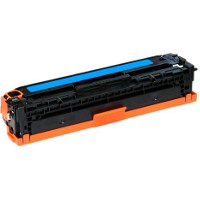 Hewlett Packard HP CE341A ( HP 651A Cyan ) Compatible Laser Toner Cartridge