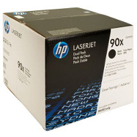 Hewlett Packard HP CE390XD ( HP 90X Dual Pack ) Laser Toner Cartridge Dual Pack