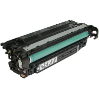 Hewlett Packard HP CE400A / HP 507A Black Replacement Laser Toner Cartridge