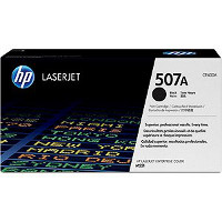 Hewlett Packard HP CE400A ( HP 507A Black ) Laser Toner Cartridge