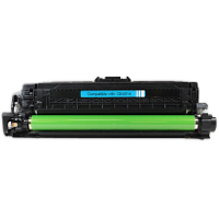 Hewlett Packard HP CE401A ( HP 507A Cyan ) Compatible Laser Toner Cartridge