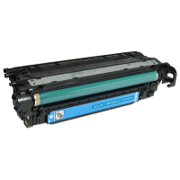 Hewlett Packard HP CE401A / HP 507A Cyan Replacement Laser Toner Cartridge