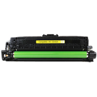 Hewlett Packard HP CE402A ( HP 507A Yellow ) Compatible Laser Toner Cartridge