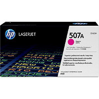 Hewlett Packard HP CE403A ( HP 507A Magenta ) Laser Toner Cartridge